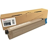 OKI Black Toner Cartridge (42918984); High Yield