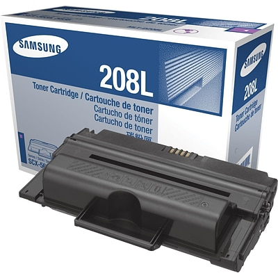 Samsung® MLT-D208L Black High-Yield Laser Toner Cartridge