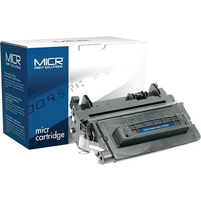 MICR Print Solutions Compatible with C390XM High-Yield MICR Toner, 24,000 Page-Yield, Black