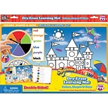 SpinnerZ Dry-erase Learning Mat