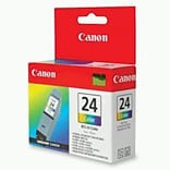 Canon BCI-24 Color Ink Cartridge, Standard Yield (6882A003AA)