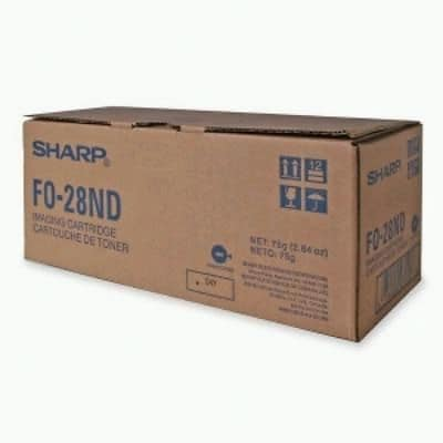 Sharp Black Toner Cartridge (FO-28ND)