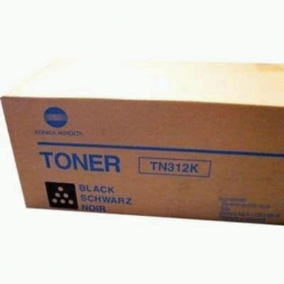 Konica Minolta Toner Cartridge, 8938-701, High Yield, Black
