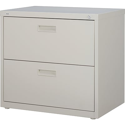 Lorell Lateral File, Putty,36 x 18.6 x 28.1