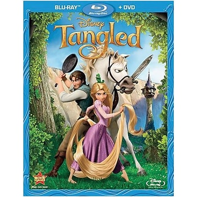 Tangled [2-Disc Blu-ray + DVD]