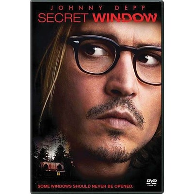 Columbia Pictures® Secret Window, Wide Screen, DVD