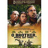 Disney® O Brother, Where Art Thou?, DVD