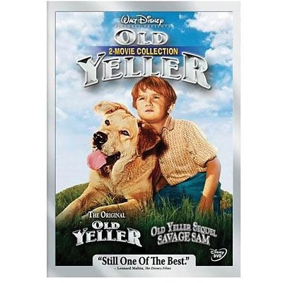 Old Yeller 2 Movie Collection [2-Disc DVD]