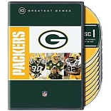 MGM® NFL Greatest Games Series Green Bay Packers, 2-Disc DVD