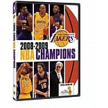 MGM® NBA Champions 2008 - 2009 Los Angeles Lakers, DVD