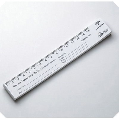 Educare® Wound Rulers, 250/Pack
