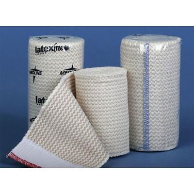 Matrix® Sterile Elastic Bandages, White, 5 yds L x 3 W, 20/Pack