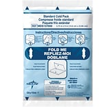 Rapid Aid Instant Cold Packs, 6 L x 5 W, 50/Pack