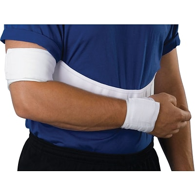 Medline Shoulder Immobilizers, XL, Hook and Loop Closure