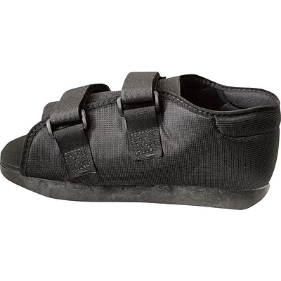 Medline Semi-rigid Post-op Shoes, Large, Men
