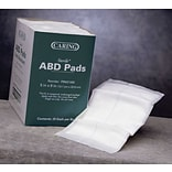 Caring Non-Sterile Abdominal Pads; 9 L x 5 W, 576/Pack