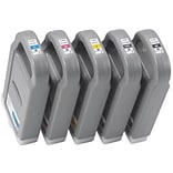 Canon® PFI-703 Cyan Ink Cartridge; 2964B003AA, Multi-pack (3 cart per pack)
