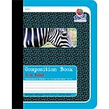 Pacon® Composition Book, 1/2 Ruling, 9-3/4 x 7-1/2, 100 Sheets