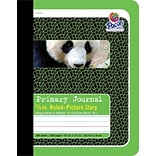 Pacon® 9 3/4 x 7 1/2 Picture Story Composition Book With 5/8 Ruling