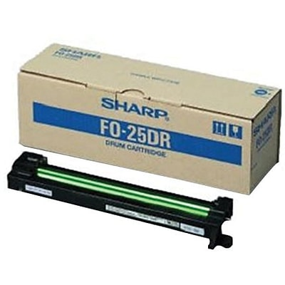 Sharp Black Drum Unit (FO25DR), High Yield