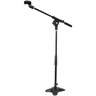 Pyleaudio® PMKS7 Compact Base Microphone Stand, 19 to 26
