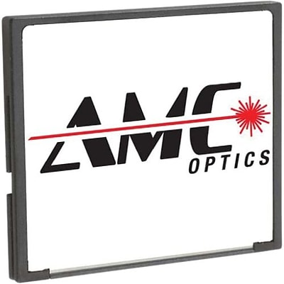 AMC Optics® MEM3800-256CF-AMC 256 MB CompactFlash Card For Cisco 3800 Series