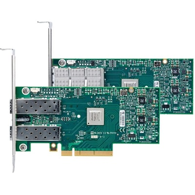 Mellanox® MCX354A-QCBT Gigabit Ethernet Adapter; 2 x SFP