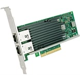 Intel® X540T2 Ethernet Converged Network Adapter; 2 x RJ-45