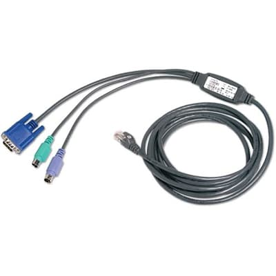 Avocent® AutoView™ PS2IAC-15 Integrated Access Cable; 15