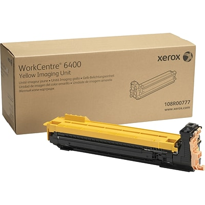 Xerox 108R00777 Drum Cartridge, Yellow