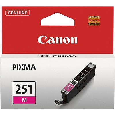 Canon CLI-251M Magenta Ink Cartridge (6515B001)
