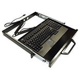 Adesso ACK-730UB-MRP Rackmount Keyboard Drawer With Touchpad
