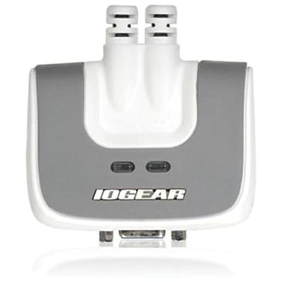 Iogear® MiniView™ GCS632UW6 Micro USB PLUS KVM Switch With Audio And Cables; 6