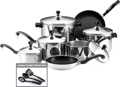 Farberware Classic Series 15 Piece Cookware Set