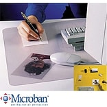 20x36 Clear Desk Pad with Microban®