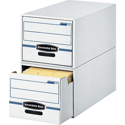 Bankers Box® Stor/Drawer® Storage Drawer, Letter, Stacks Up to 2 High, 1/Ea (00721)