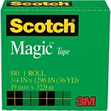 Scotch® 1 Core Magic™ Tape