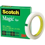 Scotch 3 Core Magic Tape