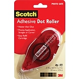 Scotch® Adhesive Dot Roller; .31 x 49