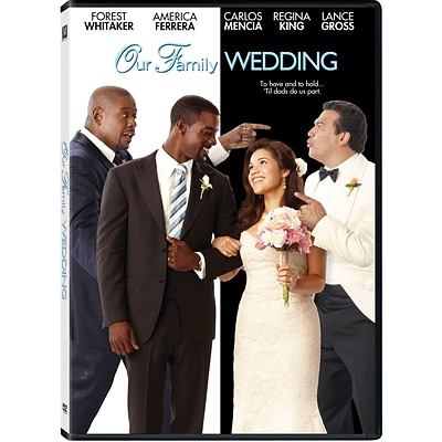 20th Century Fox® Our Family Wedding, DVD