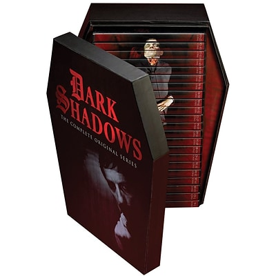 MPI™ Dark Shadows: The Complete Original Series, Deluxe DVD Edition, DVD