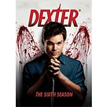 Showtime® Dexter Season 6 [4-Disc Set], DVD