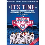 A&E Entertainment® 2010 Texas Rangers: It's Time! DVD, DVD