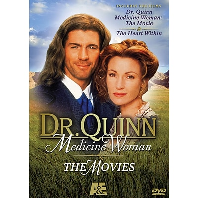 A&E Entertainment® Dr. Quinn, Medicine Woman: The Movies DVD, DVD