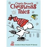 Warner Bros® Charlie Browns Christmas Tales, DVD