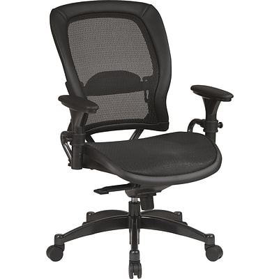 Office Star Space® Mesh Matrex Back Managers Chair, Black