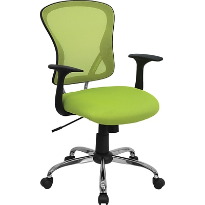 Flash Furniture Mid-Back Office Chair, Green