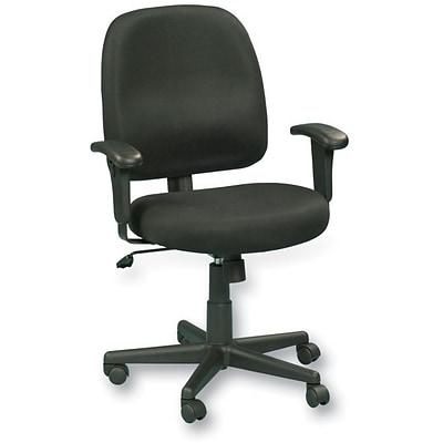 Raynor Eurotech Newport Mesh Swivel Tilt Task Chair, Black