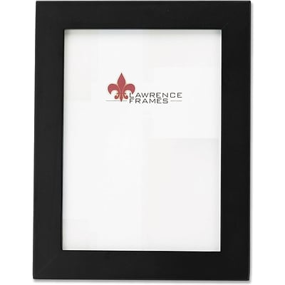 Black Wood Classic 8x10 Picture Frame