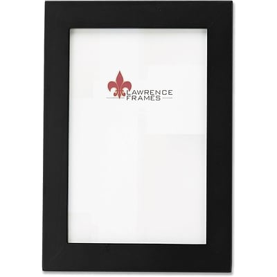 Black Wood Classic 8x12 Picture Frame